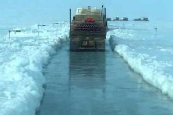 The Worlds Scariest Roads - The James Dalton Road, Alaska