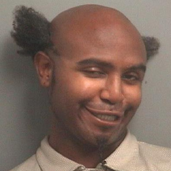 - Not the Person in Question, Just a Random Funny Mugshot -