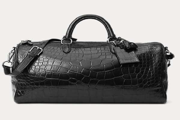 The World's Most Ridiculously Gifts Sold Online - Ralph Lauren Alligator Ricky Bag