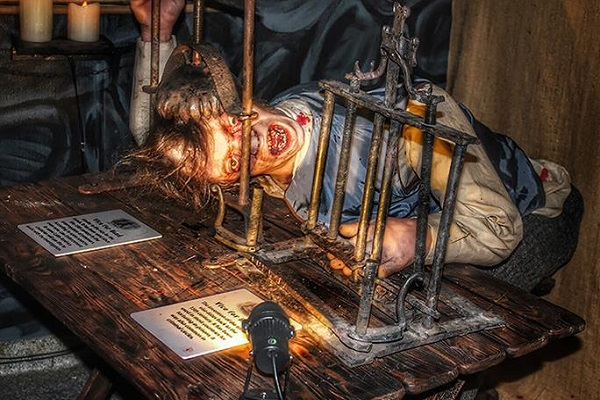 The Medieval Torture Museum