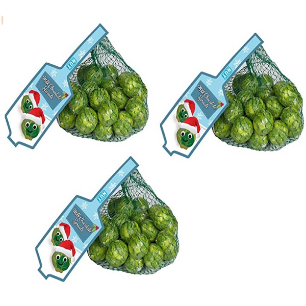 Milk Chocolate Sprouts Triple Pack