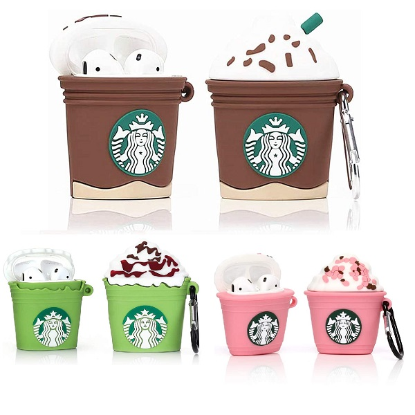 Starbucks AirPods Case