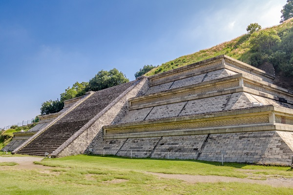 The Great Pyramid of Cholula