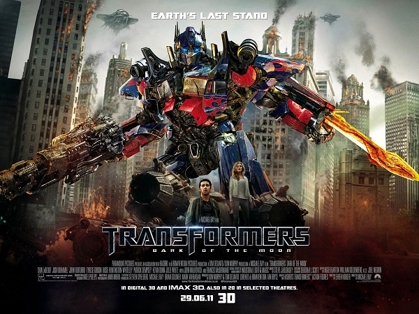 Transformers - The Dark Moon-2010