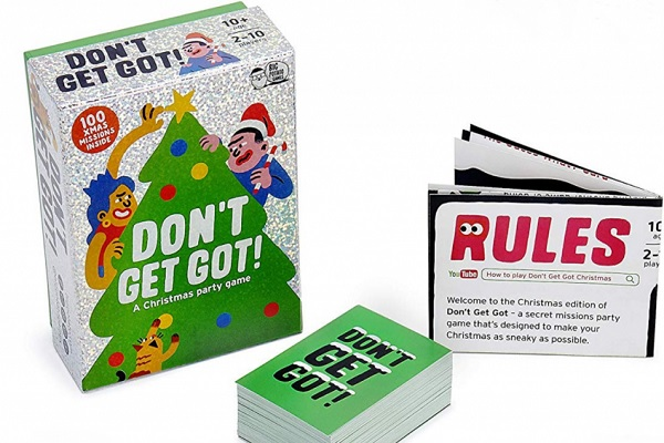 Don't Get Got: A Christmas Party Game