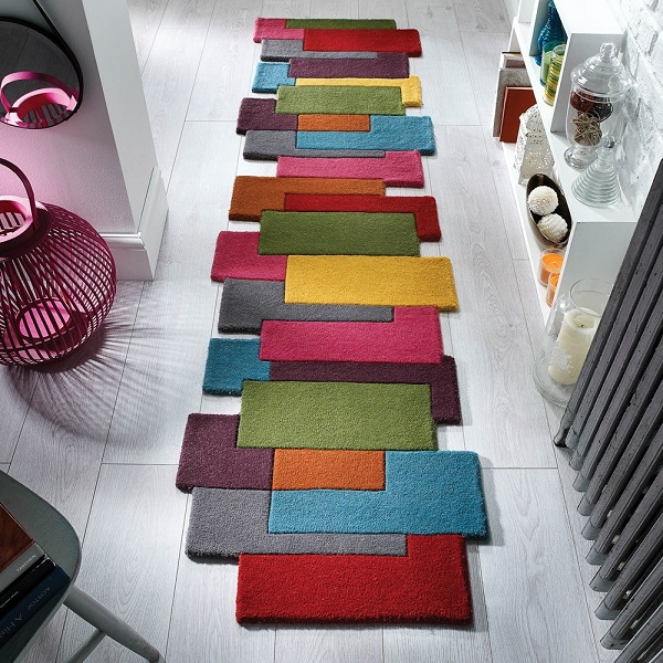 Try Different Flooring