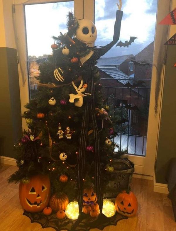 Jack Skellington - The Nightmare Before Christmas