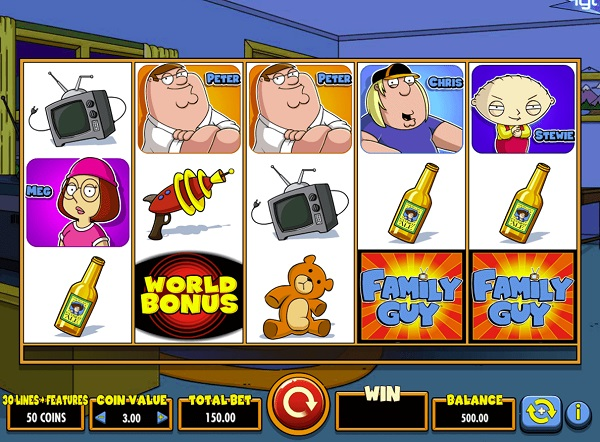 Family Guy by IGT