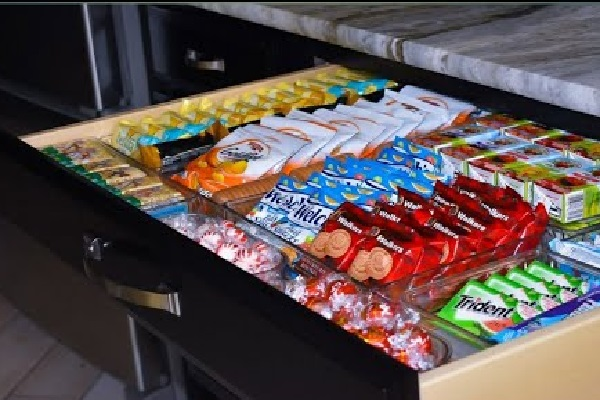 Keep a Snacks Drawer