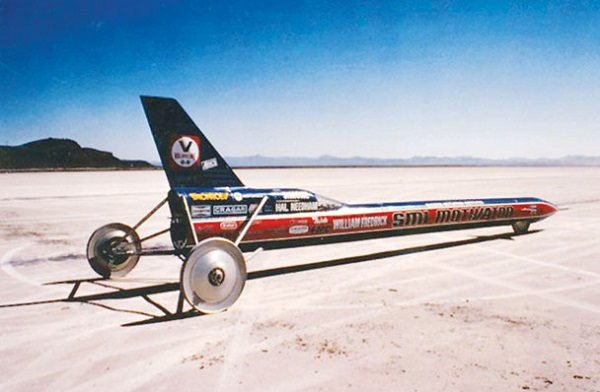 The Land Speed Record For Women