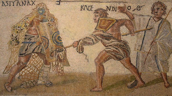 Ten of The Most Famous Gladiators From Ancient Rome