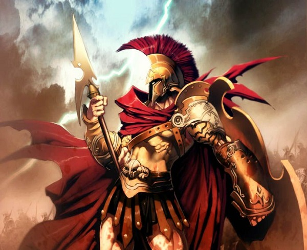 Ares-The God Of War
