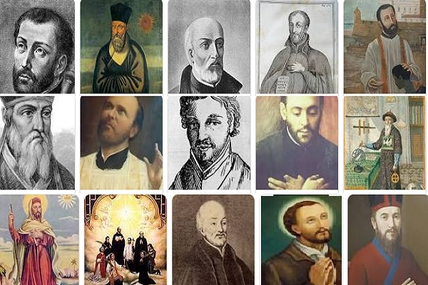 Ten of The Worlds Greatest Jesuit Missionaries Ever