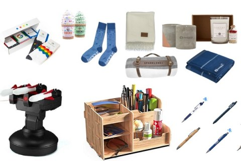 Ten Business Swag Ideas That Make Awesome Holiday Gifts
