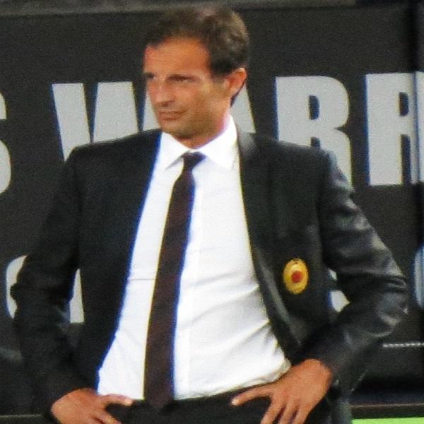 7. Massimiliano Allegri