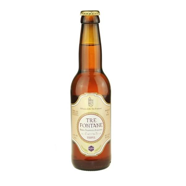 Tre Fontane Tripel Trappist Beer