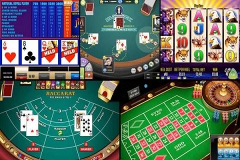 Ten of The Very Best Casino Games to Play Online