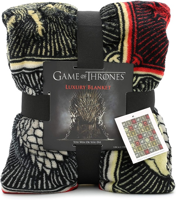 Customized Game Of Thrones Blanket