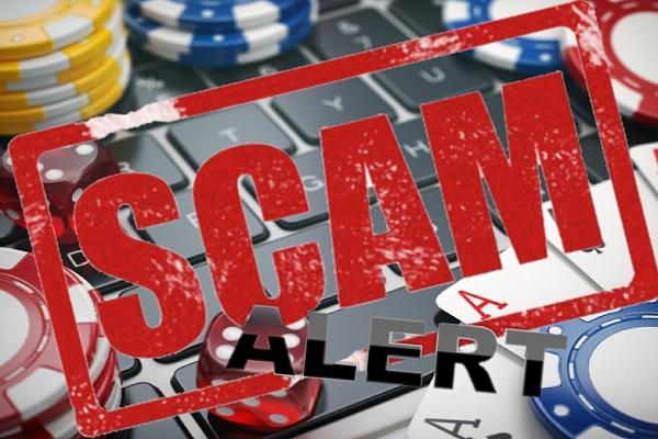 Top 10 Common Online Casino Scams