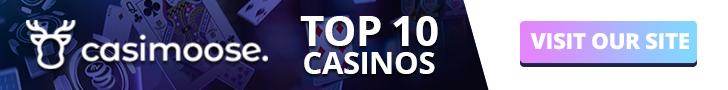 Top 10 Online Casinos in Canada
