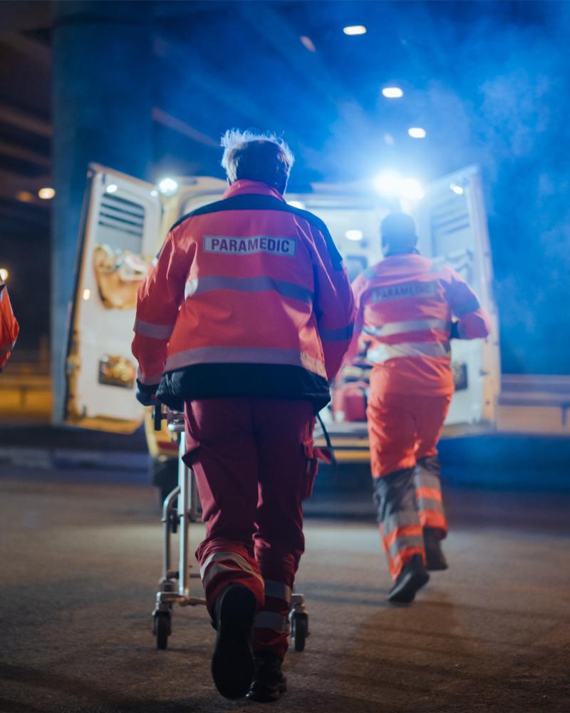 EMS - Emergency Medical Services
