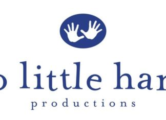 Two Little Hands Prodcutions Logo