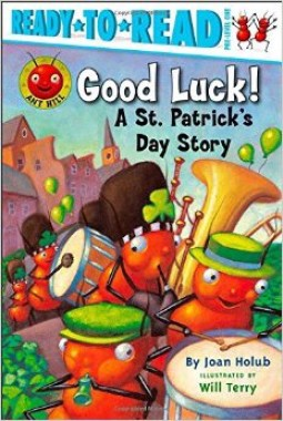 Good Luck! A St Patrick's Day Story