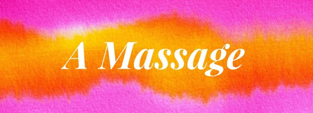 Moms Really Want: A Massage