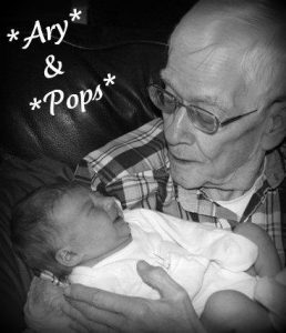 Aryanna and Pops