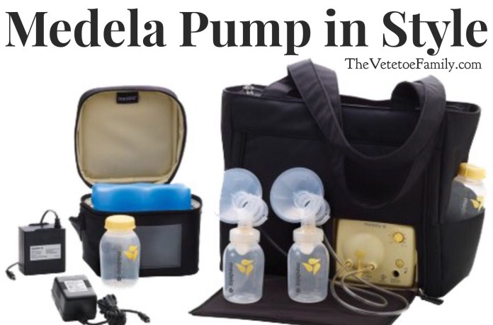 Insurance: Medela Pump in Style