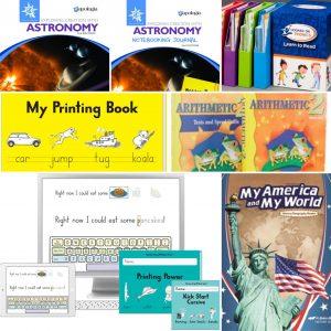 Homeschool Curriculum Choices 1st Grade