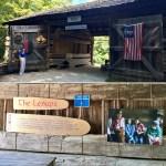 Conner Prairie Lenape Entrance