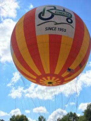 Conner Prairie Hot Air Balloon