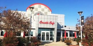 Corvette Cafe
