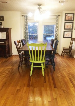 Lovely Little Farmhouse Dining Room