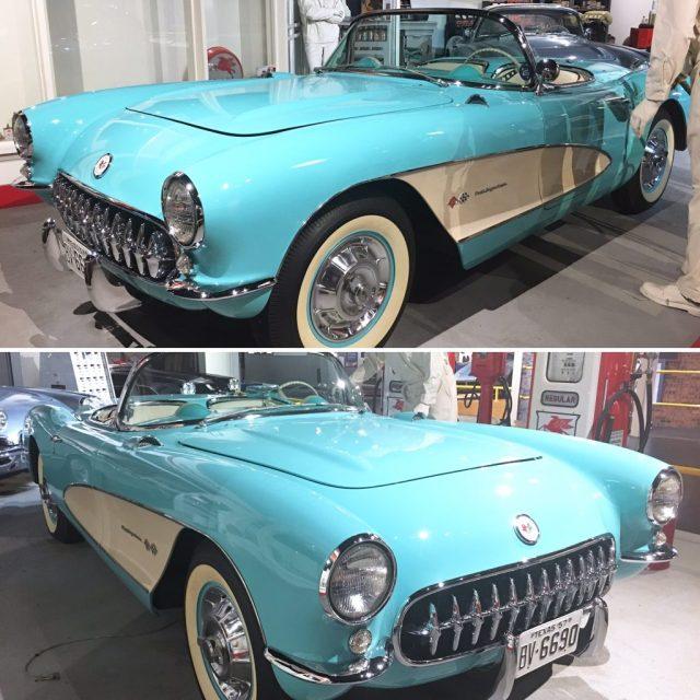 National Corvette Museum 1957