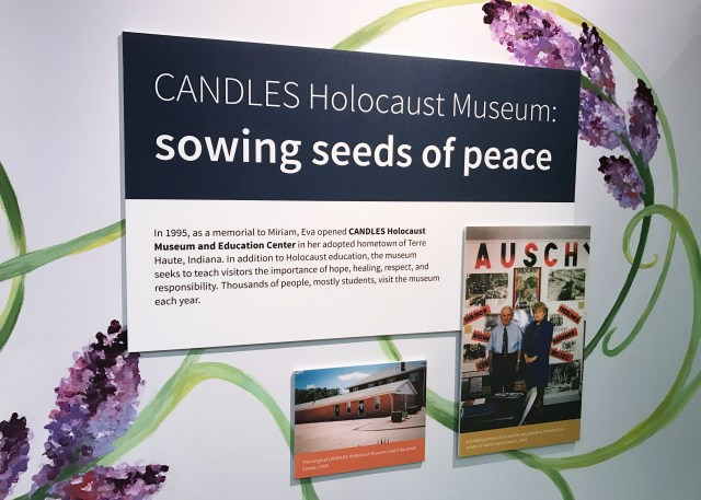 CANDLES Sowing Seeds of Peace