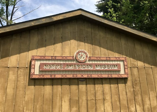 Native American Museum at Dobbs Park
