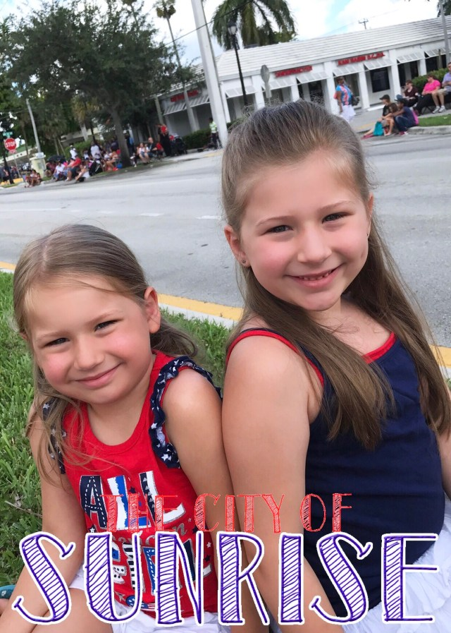 4th of July in Sunrise, FL