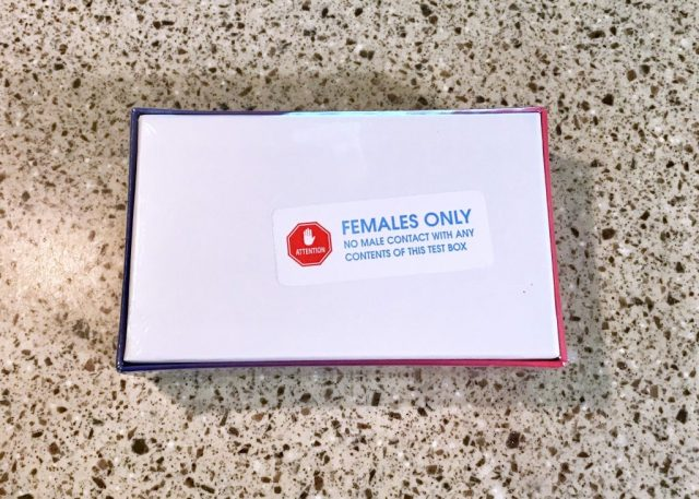 No Males