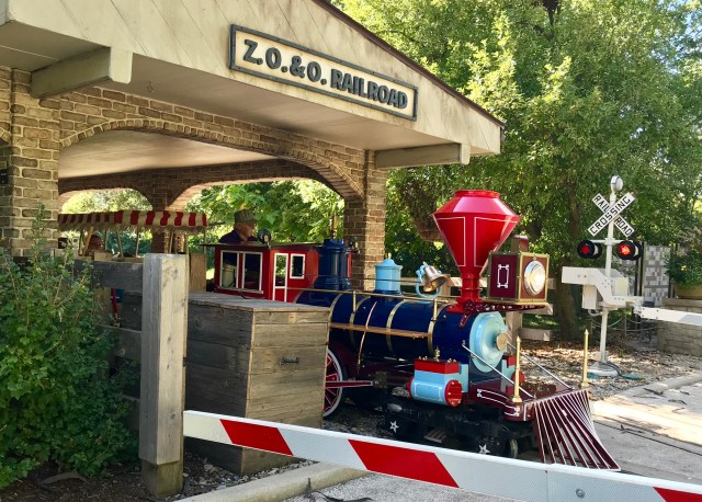 Fort Wayne ZOO Railroad