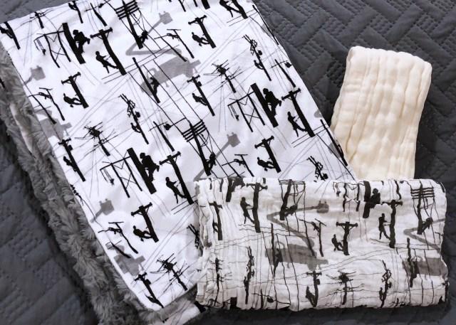 Lineman Blankets