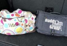 My Minimalist Hospital Bags