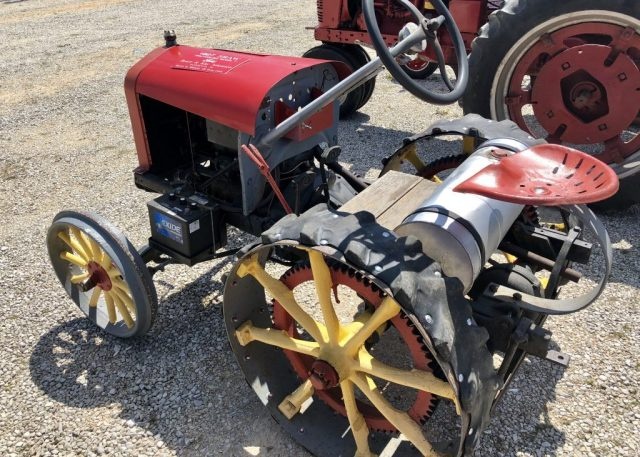 1927 Shaw Tractor