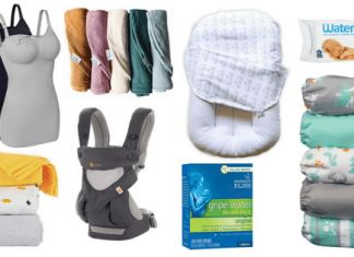 Newborn Necessities for Minimalists