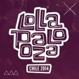 Logo Lollapalooza Chile 2014