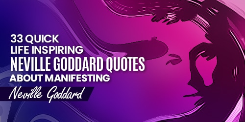 image of Neville Goddard quotes about manifesting