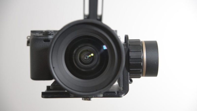 Feiyutech MG v2 camera