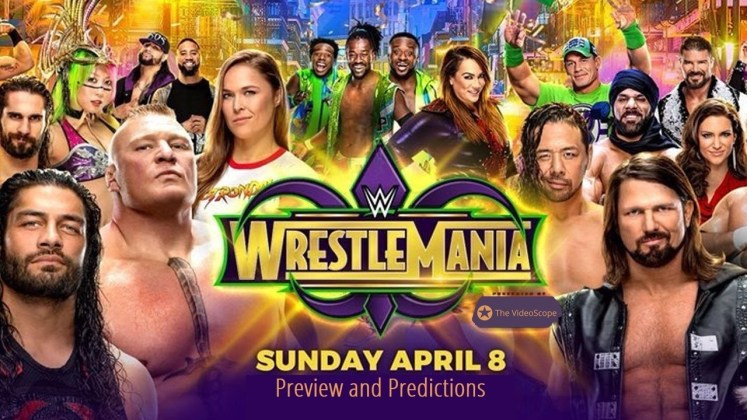 WrestleMania 34 Previewv3 1024x576 - WrestleMania 34 Preview and Predictions (Pre-Show Included)