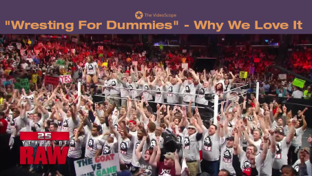 Wrestling for Dummies; Why do People Love Wrestling?